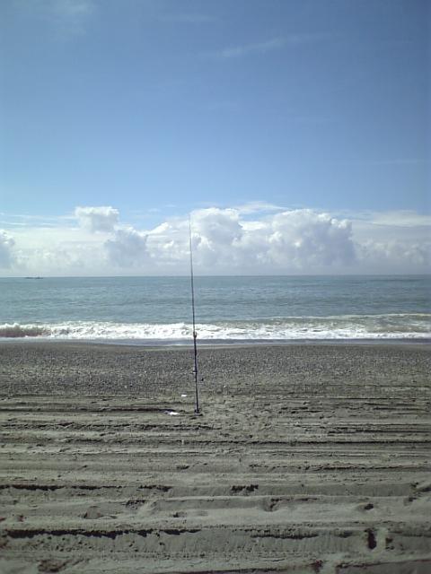 初♪遠州灘